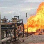 هجوم على خط أنابيب لنقل النفط في نيجيريا
