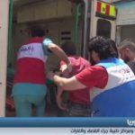 فيديو  على الرغم من الجهود الدولية.. استمرار نزيف الدماء في حلب