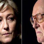«لوبان» يتوقع فشل ابنته في انتخابات الرئاسة الفرنسية