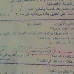 بسبب امتحان اللغة العربية.. شيوخ سيناء يعتزمون مقاضاة وزير التعليم المصري