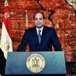 السيسي يعزي أسر ضحايا طائرة «مصر للطيران» المنكوبة