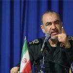 إيران تهدد بمنع عبور السفن في مضيق هرمز