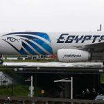 فيديو| لجنة التحقيق تزور الإسكندرية لتفقد حطام الطائرة المصرية