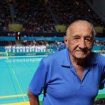 وفاة أكبر بطل أوليمبي عن 102 عام