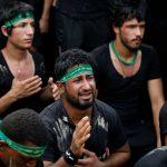 صور| «الشيعة» يتجمعون لإحياء ذكرى الإمام موسى الكاظم