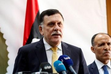 مسلحون يقتحمون مقر المجلس الرئاسي الليبي.. ومصدر عسكري ينفي هروب السراج
