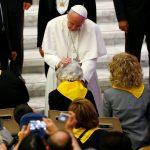 البابا فرنسيس: «صلوا لكي أصبح أكثر فقرا»
