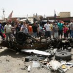 مقتل عسكري أمريكي في انفجار شمال العراق