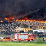 إسبانيا تحتاج إلى عشرة أيام لإخماد حريق ضخم في وسط البلاد