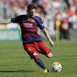 برشلونة يدشن حملة لمساندة ميسي بعد الحكم بحبسه