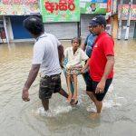 ارتفاع ضحايا فيضانات سريلانكا إلى 23 قتيلا