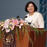 رئيسة تايوان الجديدة تدعو إلى حوار إيجابي مع الصين