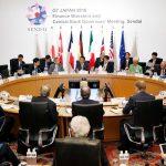 اجتماع لوزراء مالية مجموعة السبع برئاسة بريطانيا لبحث تداعيات الوباء