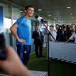 رونالدو جاهز لقيادة ريال مدريد لمزيد من المجد الأوروبي