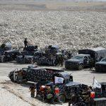 القوات العراقية تتقدم نحو الفلوجة من محور الجنوب