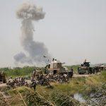 القوات العراقية تدخل مدينة الفلوجة معقل تنظيم «داعش»