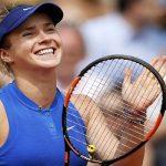 «الزواج» يدفع الأوكرانية سفيتولينا إلى الأمام في منافسات التنس
