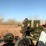 القوات الكردية تعلن استعدادها لهجوم عسكري عراقي محتمل