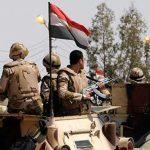 بالصور| مقتل 13 إرهابيا على يد الجيش المصري في وسط سيناء