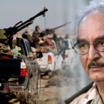 فيديو| صحفي: سلاح «الناتو» مع الجيش الليبي «في أيد أمينة»