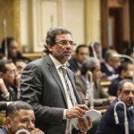 خالد يوسف: هيكل انتهك الدستور وخالف القانون في أزمة «الصحفيين» المصرية