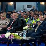السيسي يشيد بجهود وزير الكهرباء خلال الموجة الحارة التي شهدتها البلاد