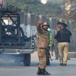 الشرطة الباكستانية تقتل 14 شخصا يعتقد أنهم من مسلحي «القاعدة»