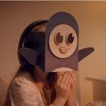 فيديو  سامسونج تطرح نظارة تتيح للآباء رؤية أطفالهم في عالم الحكايات