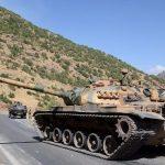 مقتل 10 مسلحين أكراد في غارات جوية جنوب شرق تركيا