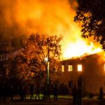12 قتيلة في حريق بمهجع للفتيات في تركيا