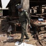 قتيل و3 جرحى في هجوم على موكب في شمال شرق نيجيريا