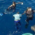 البحرية الإيطالية:مقتل سبعة مهاجرين إثر غرق مركب قبالة ليبيا