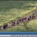 فيديو| عراقيات يعالجن أمراضا وينقصن أوزانهن بتسلق الجبال