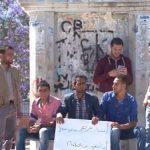 فيديو| البحث عن فرصة عمل في غزة.. مهمة صعبة