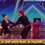 فيديو  في الثمانين من عمرها وترقص بشكل مذهل