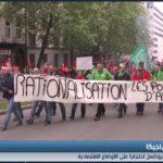 فيديو| النقابات العمالية في بلجيكا عن الحكومة الحالية: تعيدنا إلى عصر العبودية