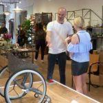 فيديو| كرسي متحرك 3D يمنح مستخدمه مزيدا من الرفاهية