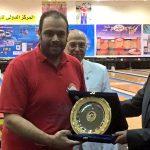 الأمير محمد بن سلطان يحل ثانياً في بطولة سيناء الدولية للبولينج