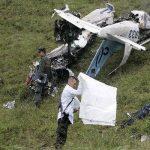 مقتل 3 فرنسيين في تحطم طائرتهم بإسبانيا