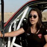 أول سائقة راليات مصرية: سباقات الصحراء ليست للرجال فقط