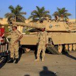 قرار جمهوري بتمديد حالة الطوارئ في مناطق بسيناء 3 أشهر