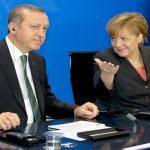 ميركل ستبحث وضع الديمقراطية في تركيا مع أردوغان الاثنين