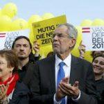وسائل إعلام: فان دير بيلين يفوز بمنصب رئيس النمسا