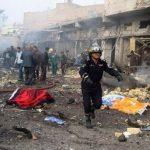 فيديو| العنف في العراق.. مقتل أكثر 140 شخصا خلال 5 أيام من التفجيرات