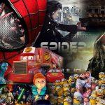 أجزاء جديدة من سلاسل الأفلام تستحوذ على دور السينما في 2017