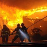 حريق داخل منشأة نفطية في ولاية مسيسبي