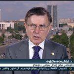 فيديو  دبلوماسي سابق: روسيا ترفض النظام الفيدرالي في سوريا