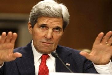 كيري يطمئن إسرائيلبشأن مؤتمر باريس للسلام
