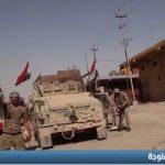 فيديو  اعتقال 600 من عناصر «داعش» في الفلوجة