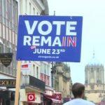 فيديو| خروج بريطانيا فعليا من الاتحاد الأوروبي يستلزم عامين